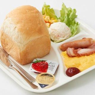 ◇モーニング◇食パンとお好きなドリンクでゆったりとした朝を