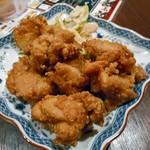 和食 美やま - 料理写真:若鶏の唐揚(4〜5人分)