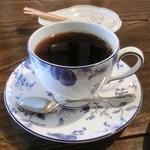 ティータイム ガルニ - ストレートコーヒー(シグリ)