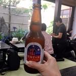 112332662 - 宮島ビールで乾杯(^O^)