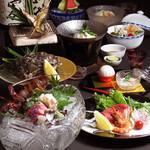 日本料理 空海 - 大将のプレミアム懐石