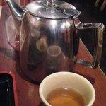 11234765 - 何の香りもしない、かつ冷めているジャスミン茶