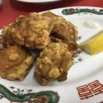 青葉 - 炸鶏(鶏唐揚げ)