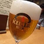 キリンケラーヤマト - アップ