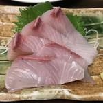 松ちゃん - カンパチ刺身