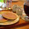 Big - 料理写真:ホットケーキ&アイスコーヒー