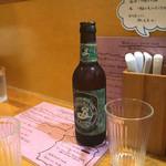 112352900 - ビール頂きます