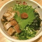 麺バル でら壱 - 料理写真: