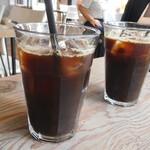 ミカサ カフェ - アイスコーヒー