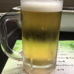 加瀬多 - ☆焼肉には生ビール!