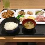 バジェットイン掛川 - 料理写真: