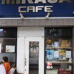 ミカサ カフェ - 店舗入口