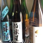 炭火と日本酒 ちょいちょい -