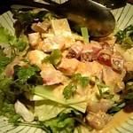 第二 いか天国 - 海鮮サラダ