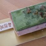 井村屋 和涼菓堂 - 栗と抹茶