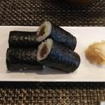 玄海鮨 - 追加  カンピョウ巻 ワサビ入り (200円)