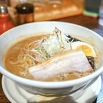 麺屋 雪風 - ■濃厚味噌らーめん 800円