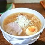 麺屋 雪風 - ■鶏がら汐らーめん 800円