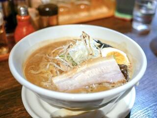 麺屋 雪風 すすきの店 - ■濃厚味噌らーめん 800円