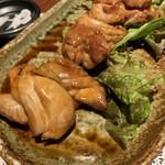 十方夷第 - 知床鶏のくわ焼き