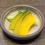 Le sel  - 南瓜と胡瓜の漬物