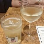 ブラッスリー ムー - ハイボ-ル&白ワイン