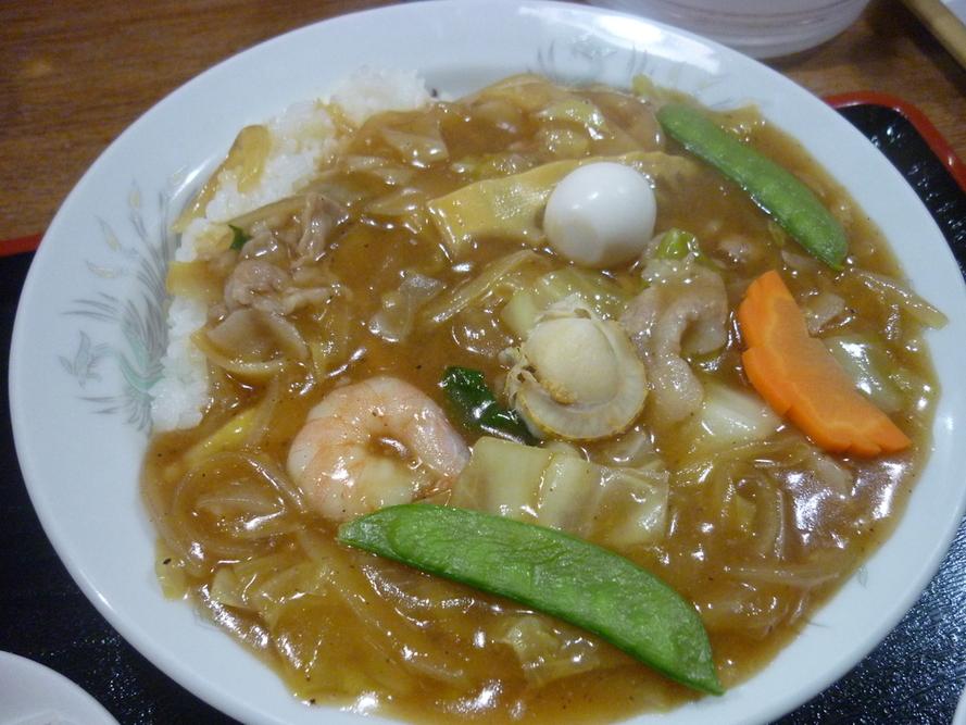 中華料理 日の出