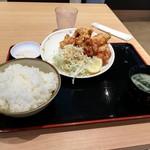 卯之町食堂 - 料理写真: