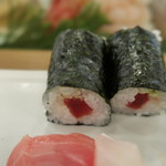 一休寿司 - 鉄火巻き