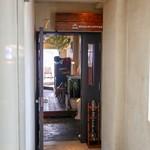 ミンガスコーヒー - 入口