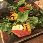 炭火バル 神田岩本町style - 炭火焼き夏野菜のサラダ
