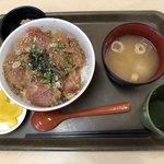 112373942 - 漁師丼 900円