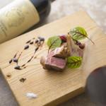 HISUI201 - 熟成羊のステーキ