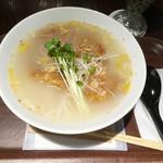 春水堂 - 柚子塩排骨麺(930円)
