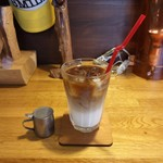 すまいるcafe - ドリンク写真:カフェオレ