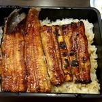 川豊西口館 - 料理写真:うな重(きも吸、新香付):2,600円