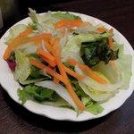 112377737 - いきなりステーキ 「セットのサラダ(ランチ)」