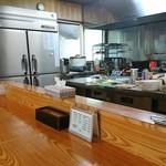 浮舟 - 厨房