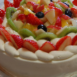 11238600 - 誕生日ケーキ