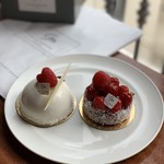 Pâtisserie Gilles Marchal - 料理写真: