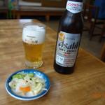 赤城食堂 - ノンアルビール