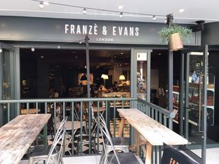 FRANZE & EVANS LONDON 表参道店 - 外観