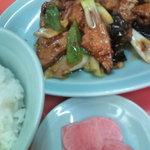 秀華楼 - 料理写真:700円