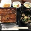 末廣園 - 料理写真:鰻重3,000円