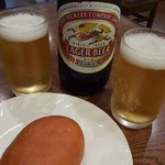 112391733 - ビールとピロシキ