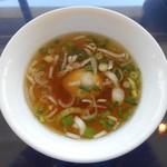 耕治 - やきめしのスープ 2019.5