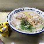 新生軒 - 料理写真:ワンタンメン700円(税込)