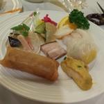 Nangokushuka - 前菜や点心