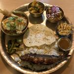 NEPALI CUISINE HUNGRY EYE Dine & Bar - 7月スペシャルセット