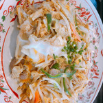 寿味食堂 - カレーちゃんぽん  ¥680-
